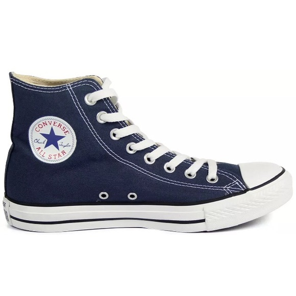 CONVERSE HI TOP All Star Chuck Taylor Navy Blue Mens Womens